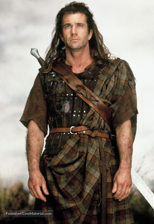 Braveheart - Key art