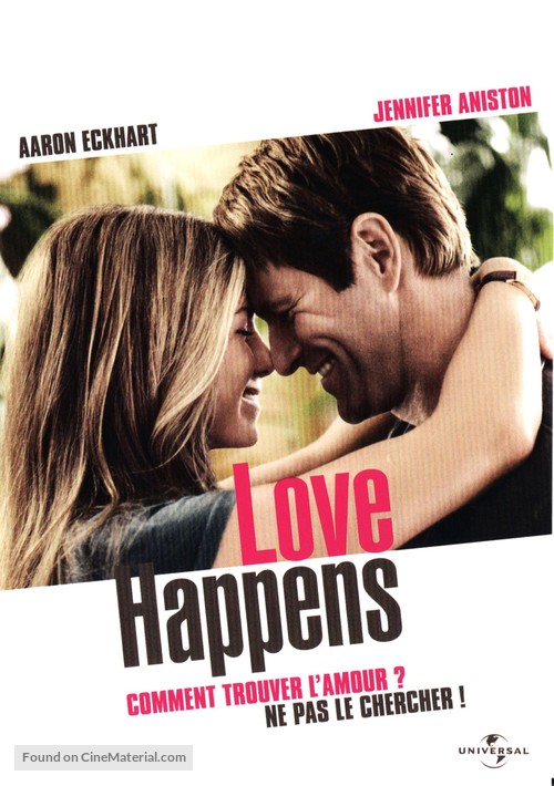 Love Happens - French DVD movie cover