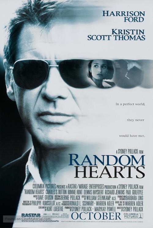 Random Hearts - Movie Poster
