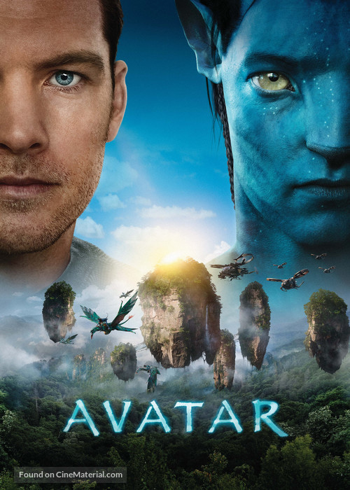 Avatar - Theatrical poster
