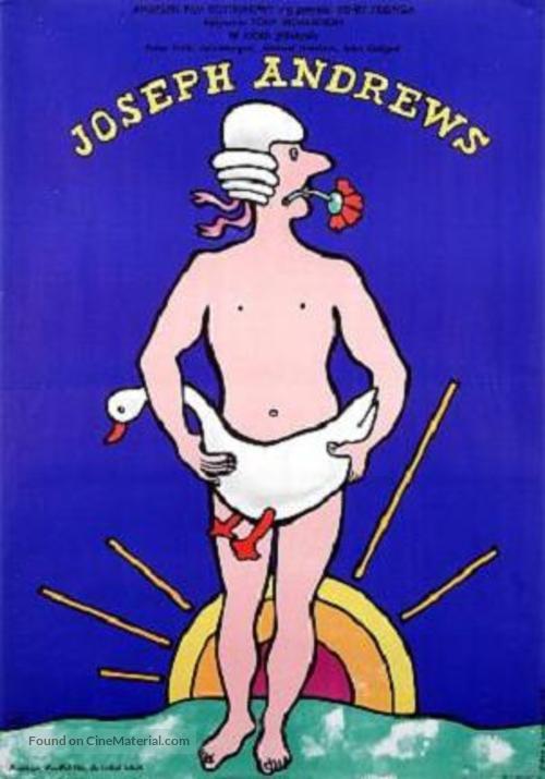 Joseph Andrews - Polish Movie Poster