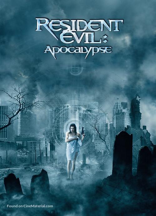 Resident Evil: Apocalypse - British Movie Poster