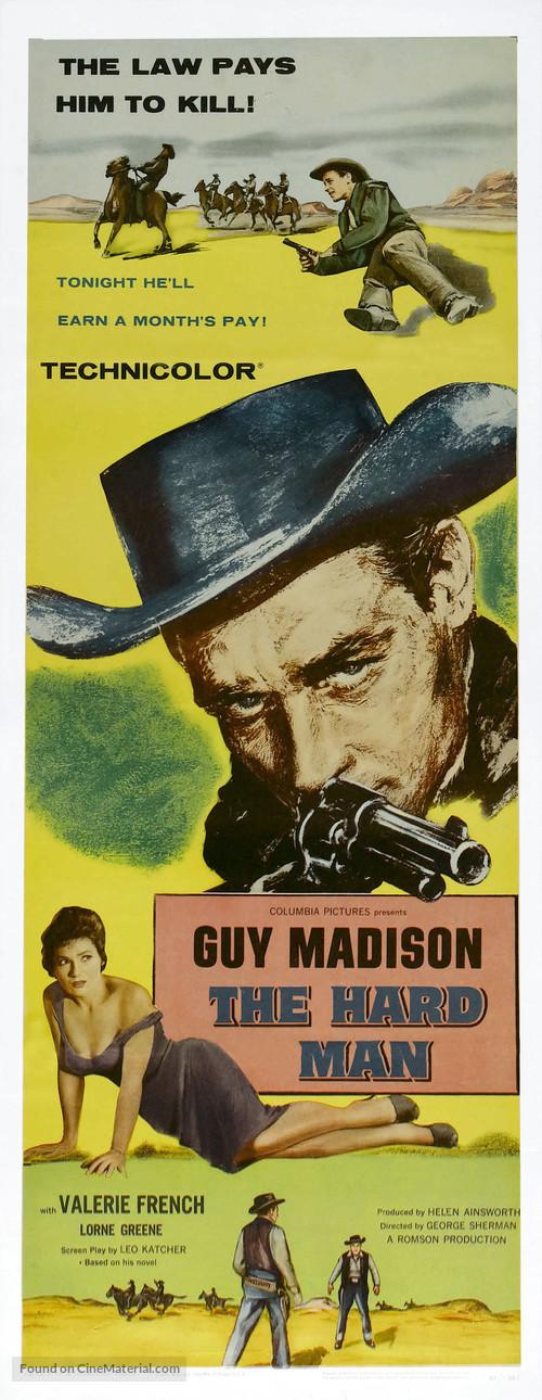 The Hard Man - Movie Poster