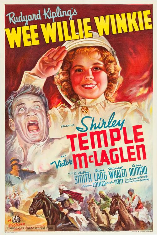 Wee Willie Winkie - Movie Poster