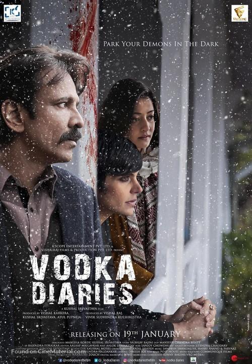 Vodka Diaries - Indian Movie Poster
