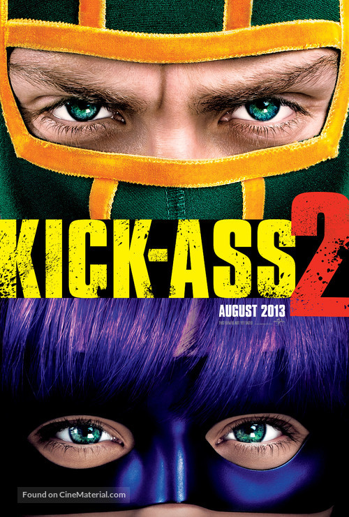 Kick-Ass 2 - Movie Poster