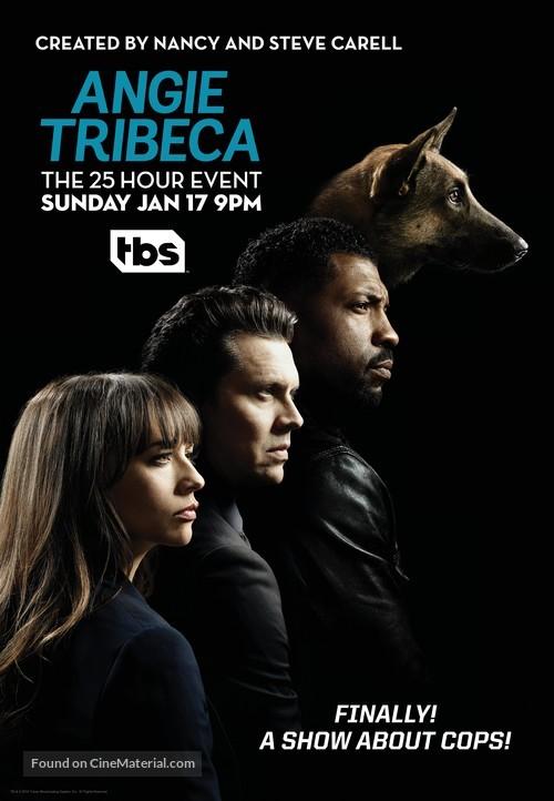 """Angie Tribeca"" - Movie Poster"