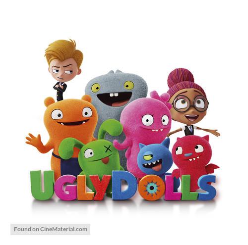 UglyDolls - Movie Cover