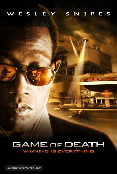 Game of Death - Movie Poster