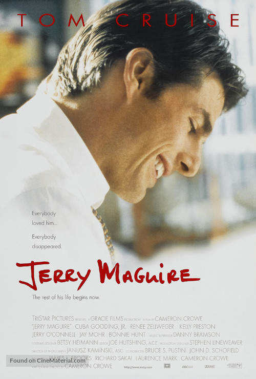 Jerry Maguire - Movie Poster