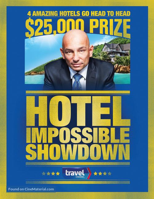 """Hotel Impossible: Showdown"" - Movie Poster"
