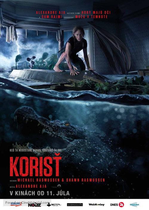 Crawl - Slovak Movie Poster