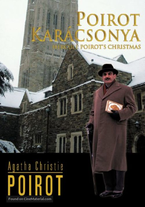 Poirot - Hercule Poirots Christmas