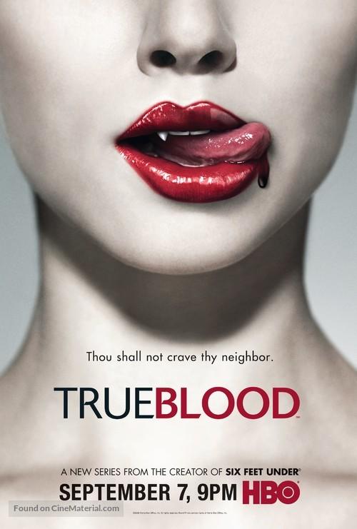 """""""True Blood"""" - Movie Poster"""