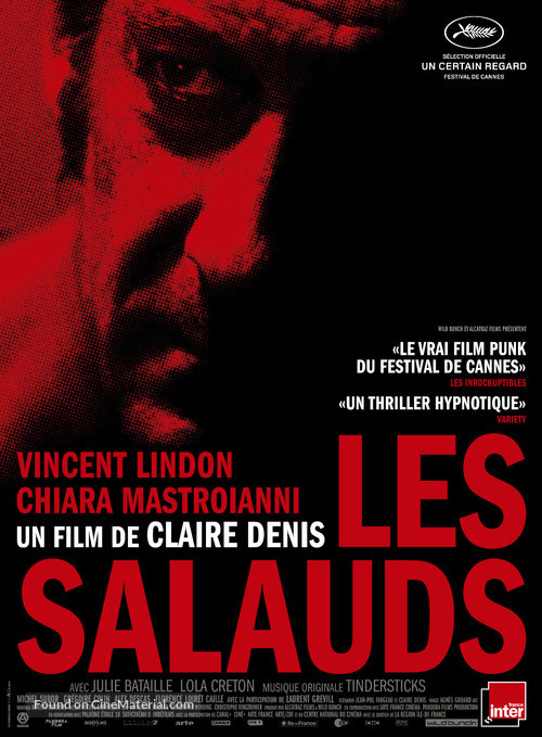 Les salauds - French Movie Poster
