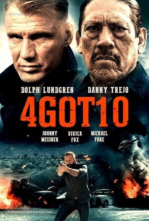 4Got10 - Movie Cover
