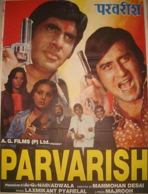 Parvarish - Indian Movie Poster