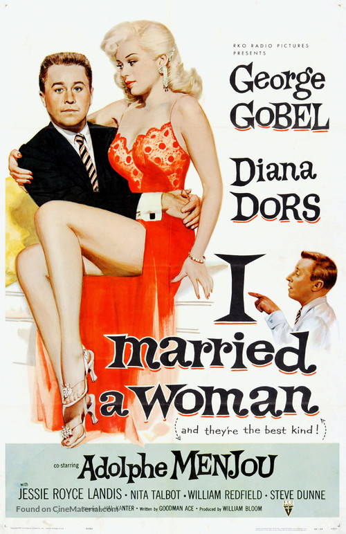 I Married a Woman - Movie Poster