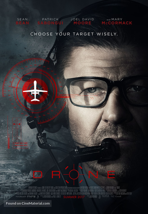Drone - Canadian Movie Poster