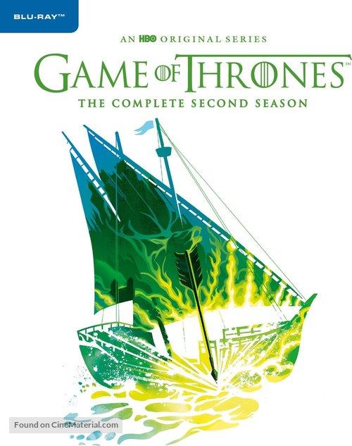 """""""Game of Thrones"""" - British Movie Cover"""