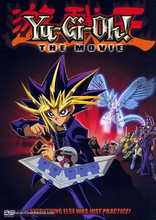 Yûgiô: Gekijô-ban - DVD movie cover