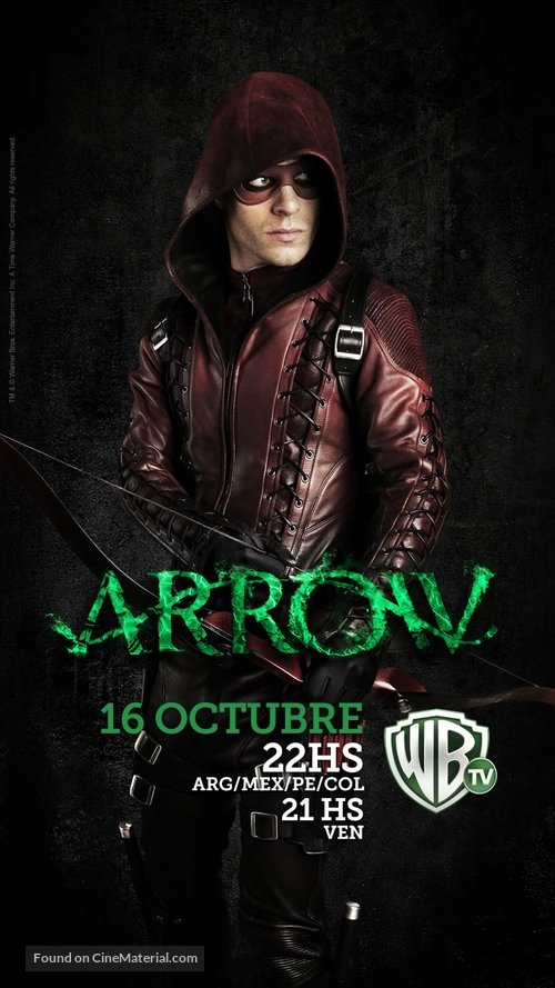 """Arrow"" - Chilean Movie Poster"