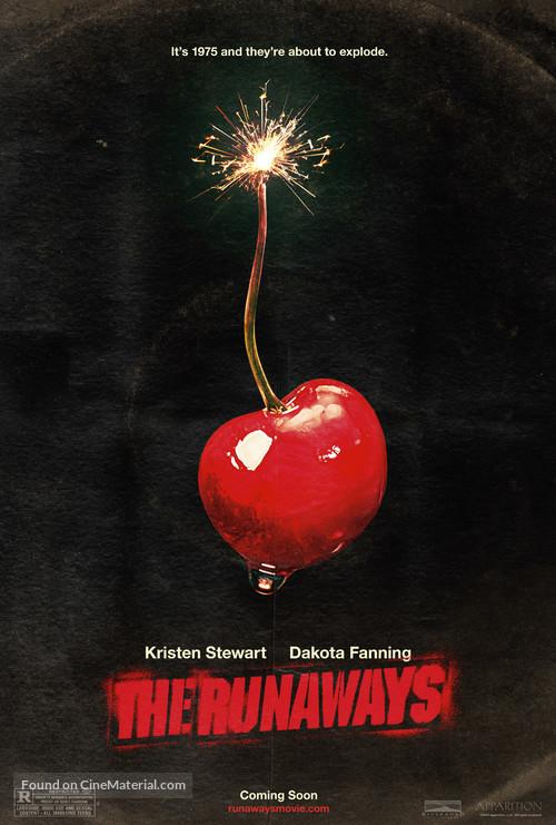 The Runaways - Movie Poster