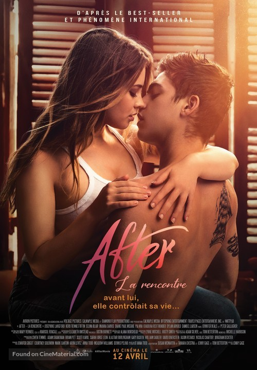 After - Canadian Movie Poster