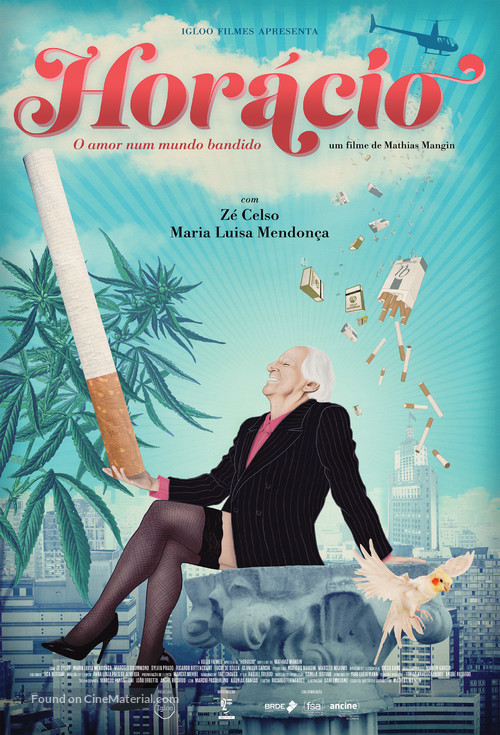 Horatio - Brazilian Movie Poster