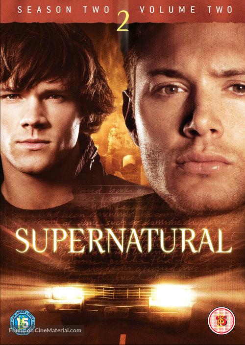 """""""Supernatural"""" - British Movie Cover"""