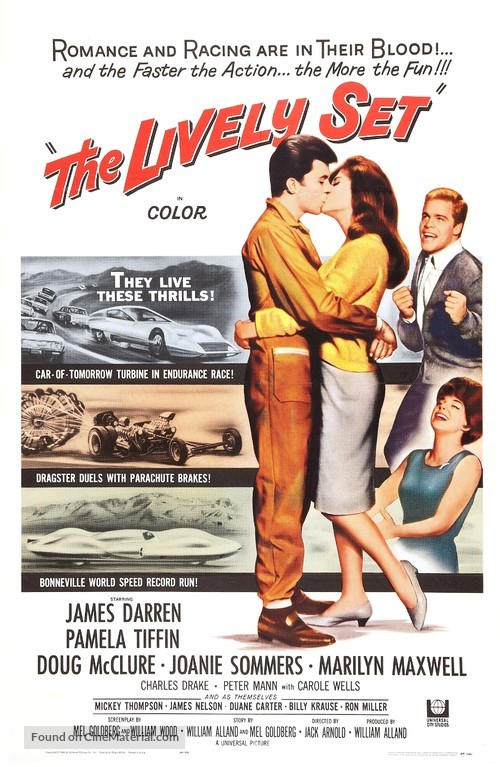 The Lively Set - Movie Poster