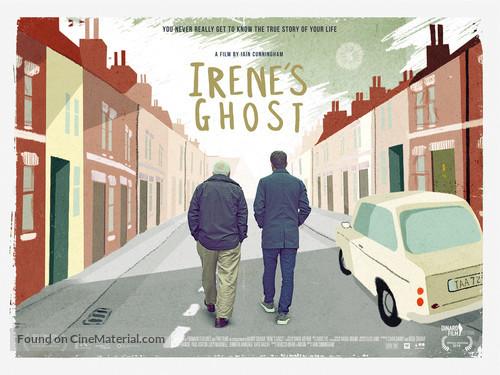 Irene's Ghost - British Movie Poster