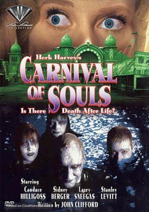 Carnival of Souls - DVD cover