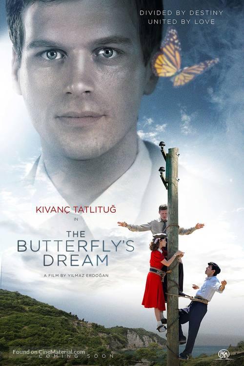 Kelebegin ruyasi - International Movie Poster