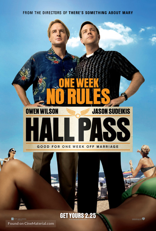 Hall Pass - Movie Poster