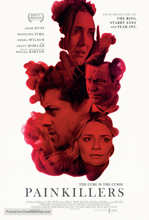 Painkillers - Movie Poster