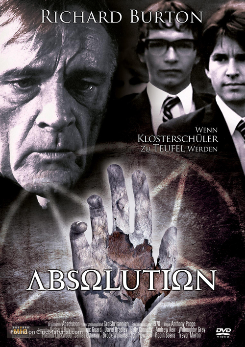 Absolution - German Movie Cover