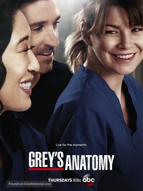 """Grey's Anatomy"" - Movie Poster"