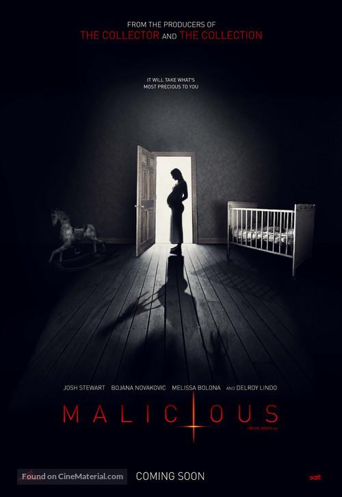 Malicious - Movie Poster