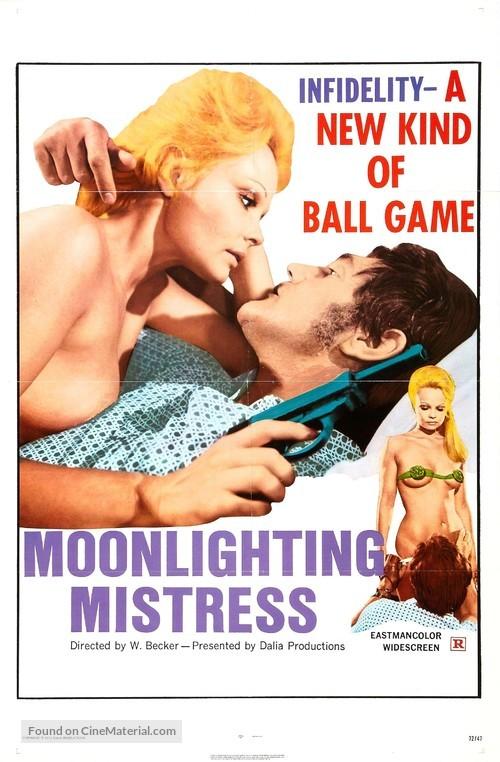 Ich schlafe mit meinem Mörder - Movie Poster