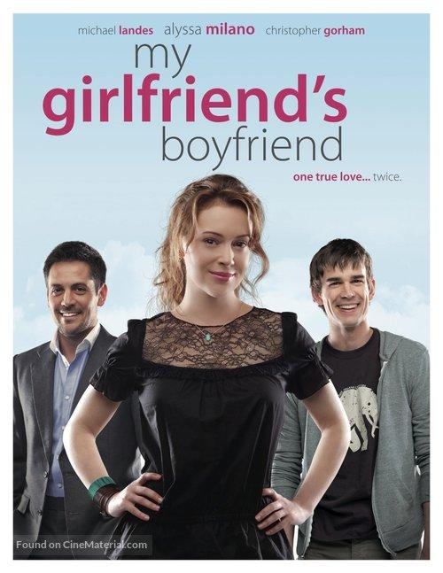 My Girlfriend's Boyfriend - Blu-Ray cover