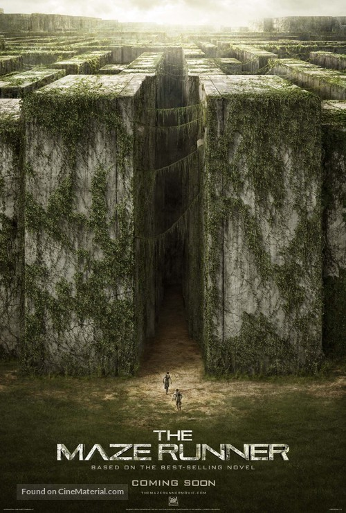 The Maze Runner - Movie Poster