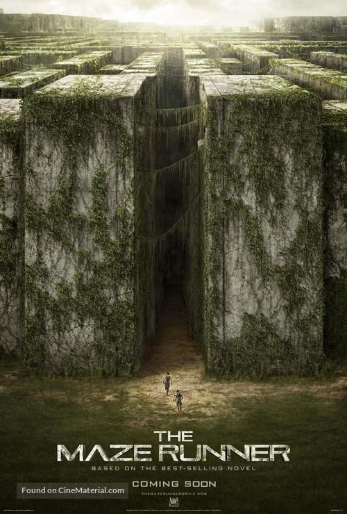 The Maze Runner - Movie Poster