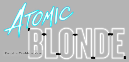 Atomic Blonde - Logo