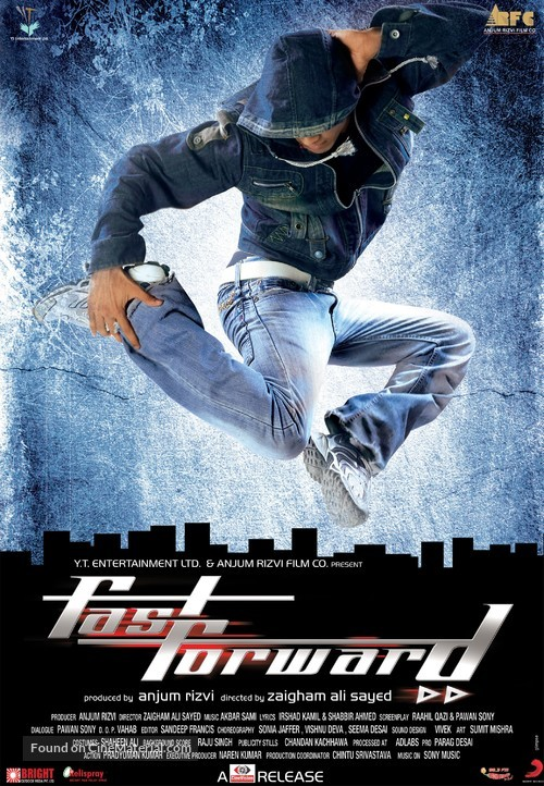 Fast Forward - Indian Movie Poster