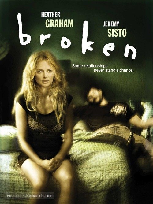 Broken - DVD cover