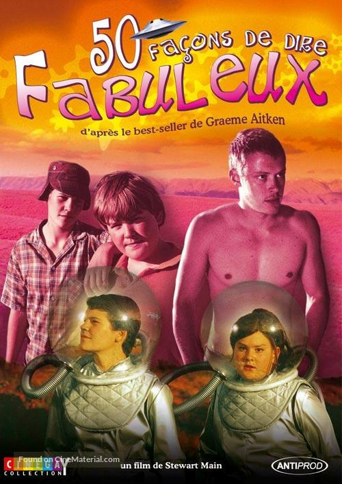 50 Ways of Saying Fabulous - French DVD movie cover