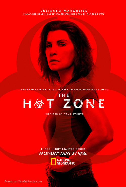 The Hot Zone - Movie Poster
