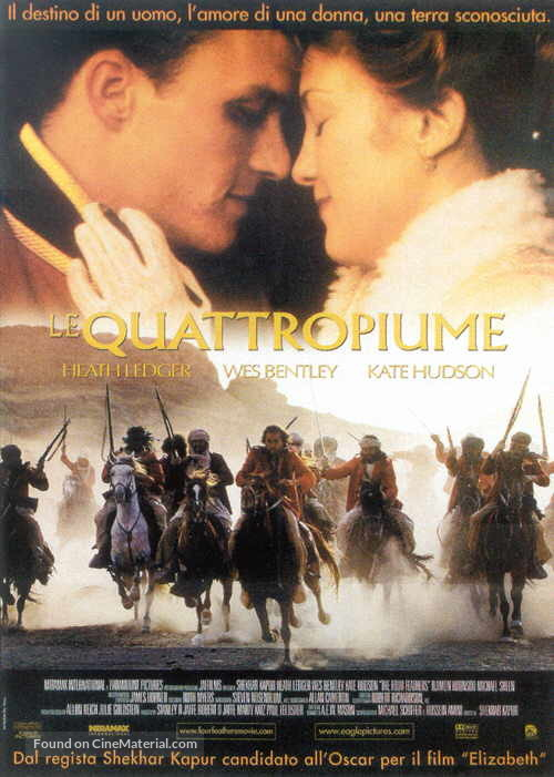 the four feathers 2002 full movie