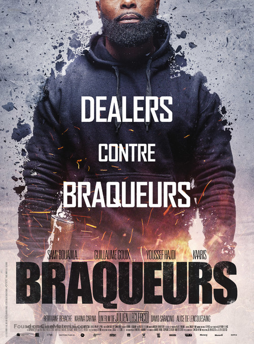 Braqueurs - French Movie Poster